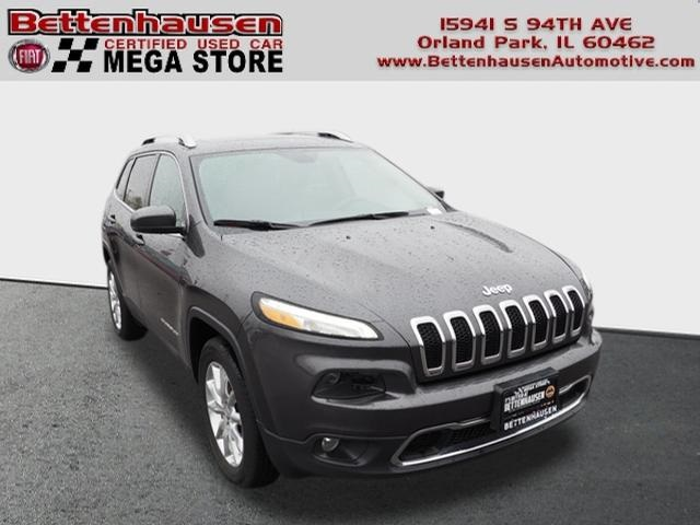 Certified Pre-Owned 2016 Jeep Cherokee