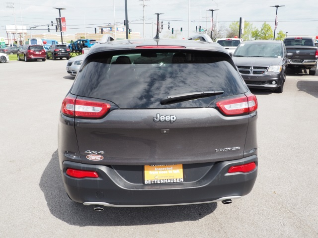Certified Pre-Owned 2014 Jeep Cherokee Limited