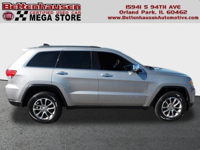 Certified Pre-Owned 2016 Jeep Grand Cherokee Limited