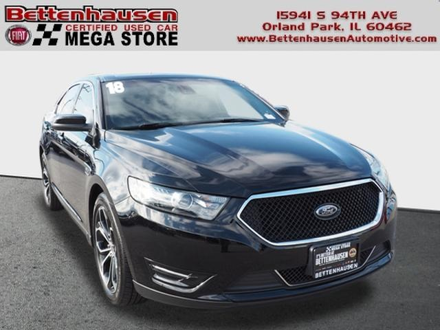 Pre-Owned 2018 Ford Taurus SHO