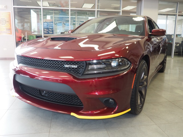 New 2020 DODGE Charger R/T