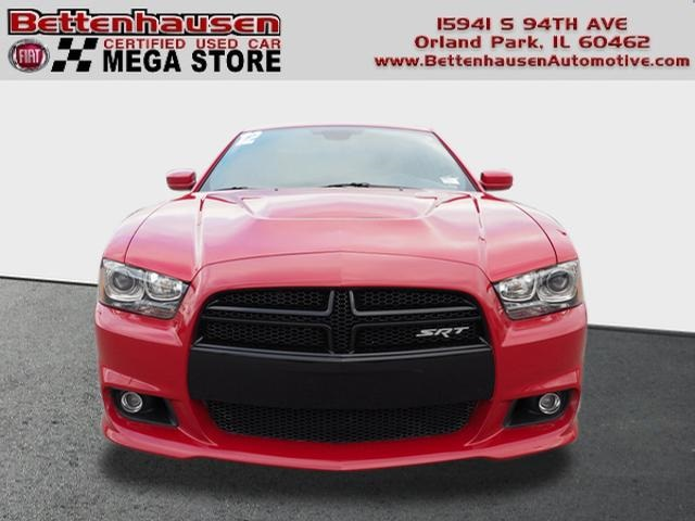 Pre-Owned 2012 Dodge Charger SRT8