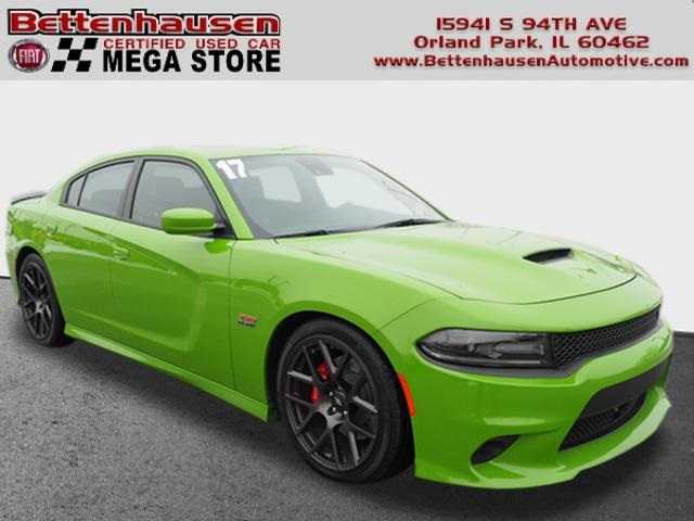 Certified Pre-Owned 2017 Dodge Charger R/T 392