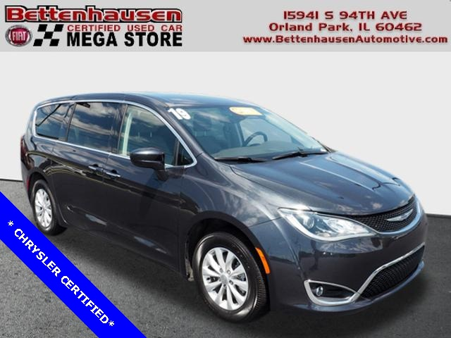 Certified Pre-Owned 2019 Chrysler Pacifica Touring Plus