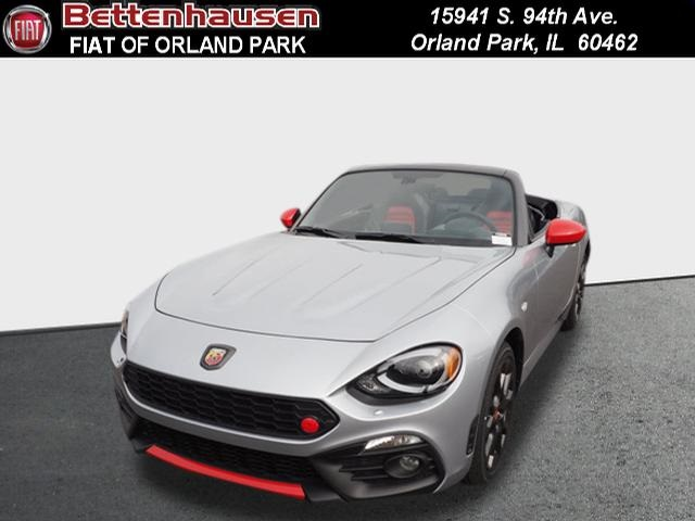 New 2019 FIAT 124 Spider Abarth With Navigation