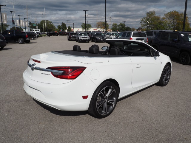Pre-Owned 2016 Buick Cascada Base