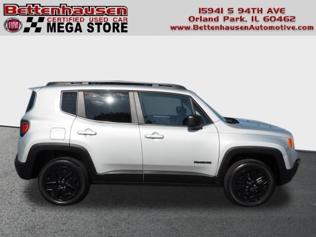 Certified Pre-Owned 2018 Jeep Renegade Sport