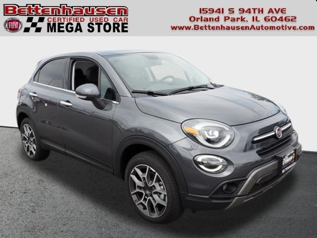 New 2019 FIAT 500X Trekking Plus