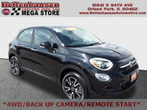 Certified Pre-Owned 2017 FIAT 500X Pop