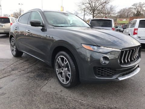 New 2017 Maserati Levante Base